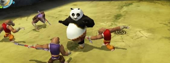 Kung Fu Panda: Guerrieri Leggendari per Nintendo Wii