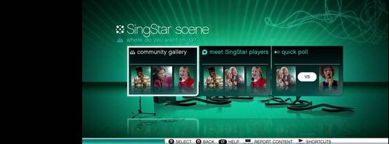 SingStar Vol. 3 per PlayStation 3