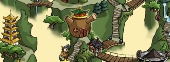 Neopets: Puzzle Adventure per Nintendo Wii