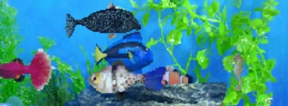 Fish Tycoon per Nintendo DS