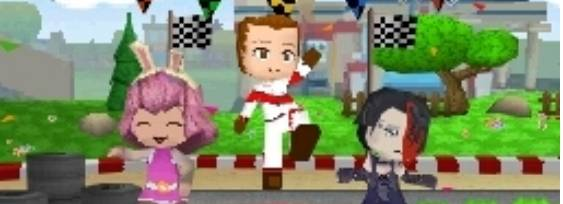 MySims Racing per Nintendo DS