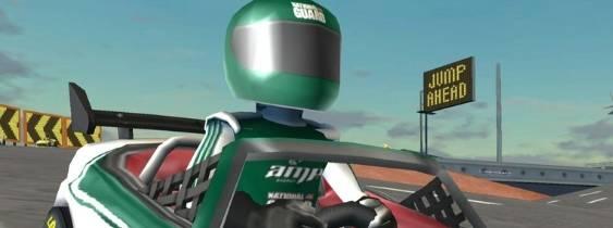 Nascar Kart Racing per Nintendo Wii