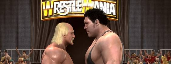 WWE Legends of WrestleMania per Xbox 360