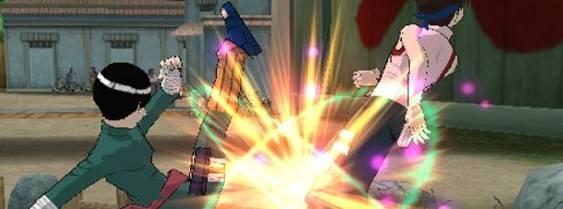 Naruto: Clash of Ninja Revolution 2 per Nintendo Wii