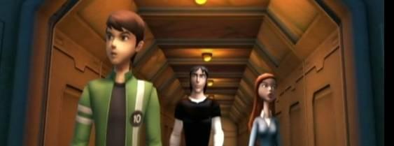 Ben 10: Alien Force - The Game per Nintendo DS