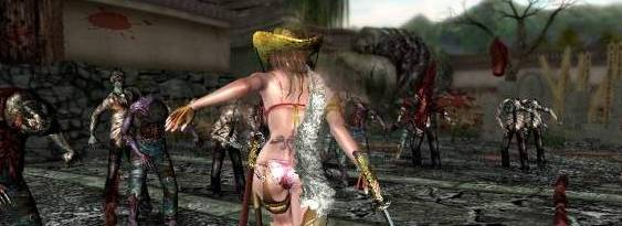 Onechanbara: Bikini Samurai Squad per Xbox 360
