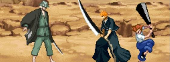 Bleach: Dark Souls per Nintendo DS