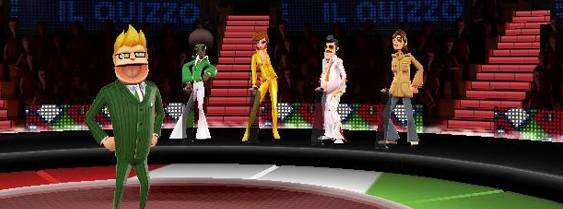 Buzz! Il Quizzone Nazionale per PlayStation PSP