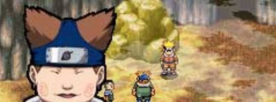Naruto: Path of the Ninja 2 per Nintendo DS