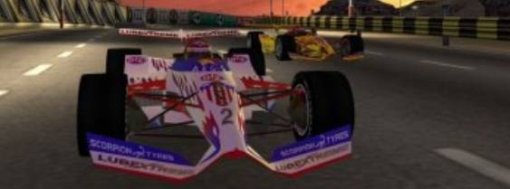 Downforce per PlayStation 2