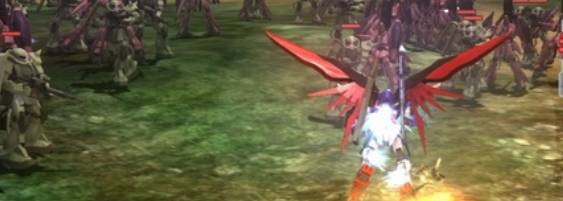 Dynasty Warriors: Gundam 2 per PlayStation 3