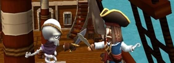 Pirati: Il Tesoro di Barba Nera per Nintendo Wii