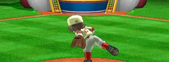 Little League World Series Baseball per Nintendo Wii