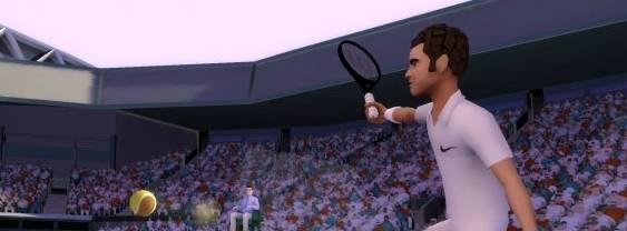 Immagine del gioco Grand Slam Tennis per Nintendo Wii
