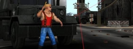 Duke Nukem Trilogy per PlayStation PSP