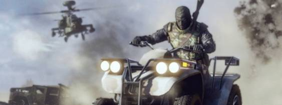 Battlefield: Bad Company 2 per Xbox 360