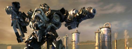 Transformers: La Vendetta del Caduto per Nintendo Wii