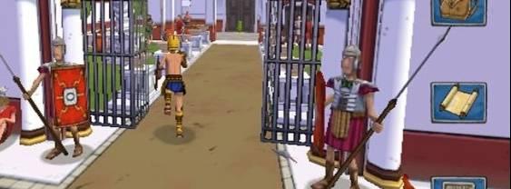 Immagine del gioco Brutte Storie: I Rivoltanti Romani per Nintendo Wii