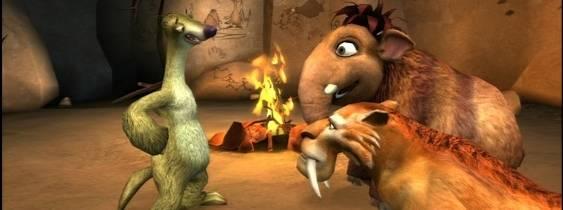 L'Era Glaciale 3: L'alba dei Dinosauri per PlayStation 2