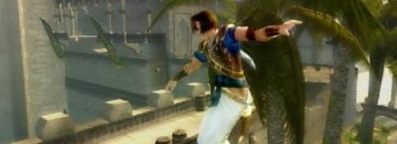 Immagine del gioco Prince of Persia: Le sabbie del Tempo per Playstation 2