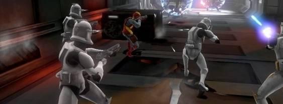 Star Wars The Clone Wars: Gli Eroi della Repubblica per PlayStation PSP