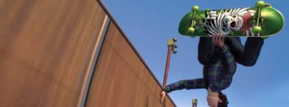 Tony Hawk Ride per Nintendo Wii