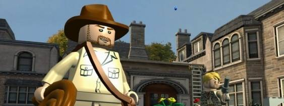 LEGO Indiana Jones 2: L'avventura continua per PlayStation PSP
