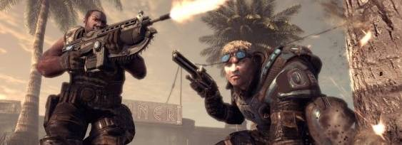 Gears of War 2: Dark Corners per Xbox 360