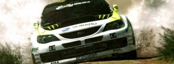 Colin McRae: DiRT 2 per PlayStation PSP
