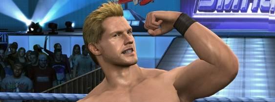 Immagine del gioco WWE SmackDown vs. RAW 2010 per Nintendo Wii