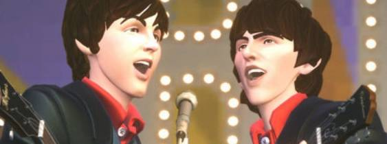 The Beatles: Rock Band per Nintendo Wii