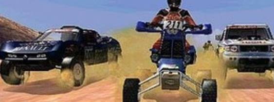 Paris Dakar rally  per PlayStation 2