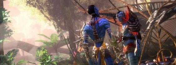 James Cameron's Avatar per PlayStation PSP