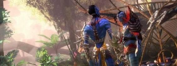 Immagine del gioco James Cameron's Avatar per Playstation PSP
