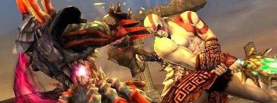 Immagine del gioco Soul Calibur: Broken Destiny per PlayStation PSP