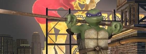 Teenage Mutant Ninja Turtles: Smash-Up per Nintendo DS
