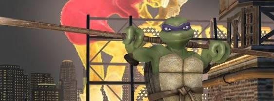 Teenage Mutant Ninja Turtles: Smash-Up per Nintendo Wii