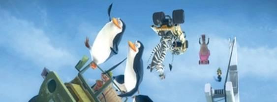 Madagascar Kartz per Nintendo DS