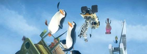 Madagascar Kartz per Nintendo Wii