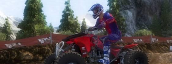 MX vs ATV Reflex per PlayStation PSP