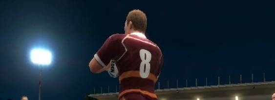 Rugby League 3 per Nintendo Wii