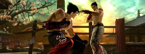 Immagine del gioco Tekken 6 per PlayStation PSP
