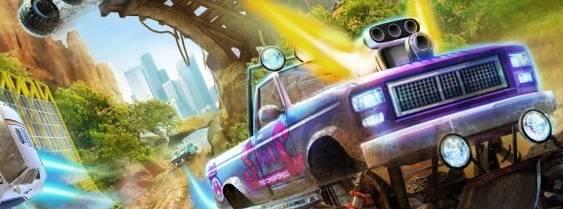 Monster 4x4: Stunt Racer per Nintendo Wii