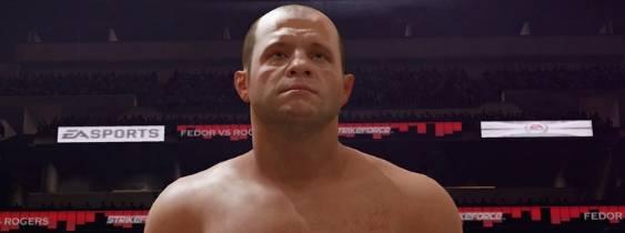 EA Sports MMA per Xbox 360