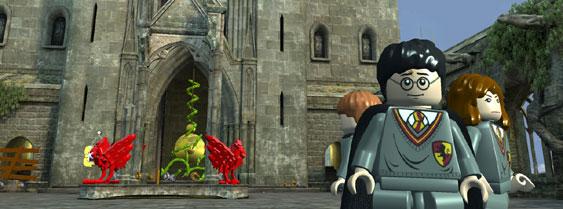 LEGO Harry Potter: Anni 1-4 per Nintendo Wii