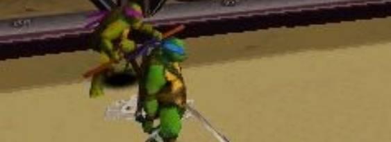 TMNT Arcade Attack per Nintendo DS