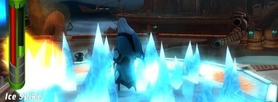 Immagine del gioco Ben 10: Alien Force: Vilgax Attacks per Nintendo DS
