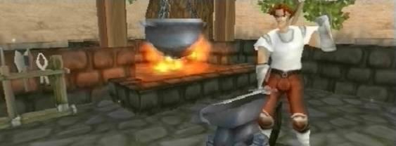 Lanfeust de Troy per Nintendo DS