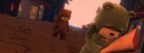 Naughty Bear per PlayStation 3