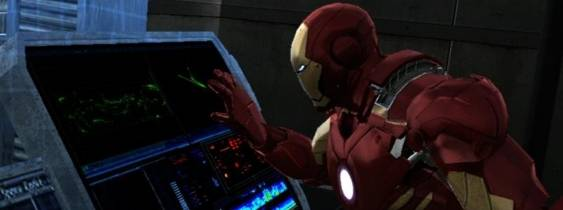 Immagine del gioco Iron Man 2 per PlayStation PSP